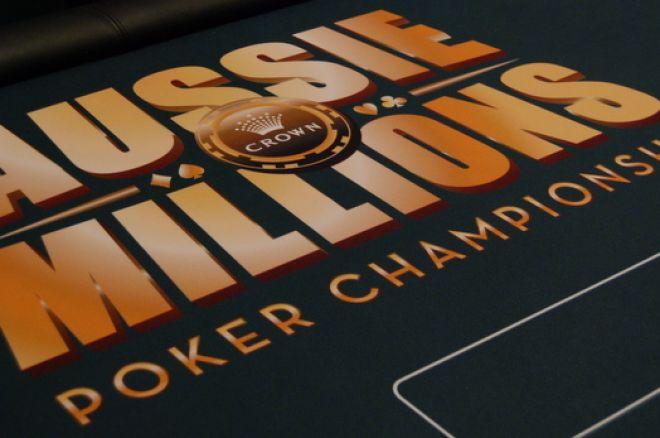 2012 Aussie Millions确定 $250,000超高速锦标赛 0001