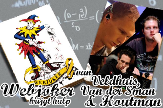 """Webjoker krijgt hulp met PLO: Veldhuis, Houtman en Van der Sman over Viktor """"Isildur1"""" Blom (3)"""
