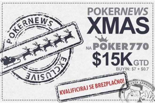 Naj vam Božiček sobe Poker770 letos prinese čim večji delež 15.000$! 0001
