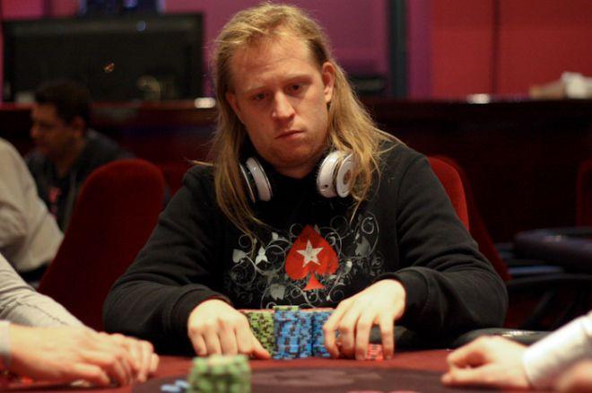 PokerStars.be BPS Namur: Likus 24 žaidėjams pirmauja Michaëlis Gathy 0001