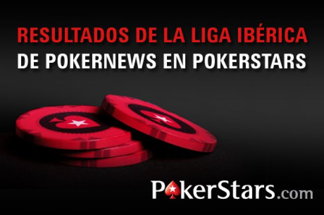 Liga Ibérica en PokerNews de PokerStars