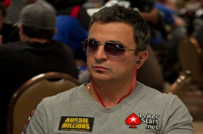 Джо Хашем залишає PokerStars Team pro 0001