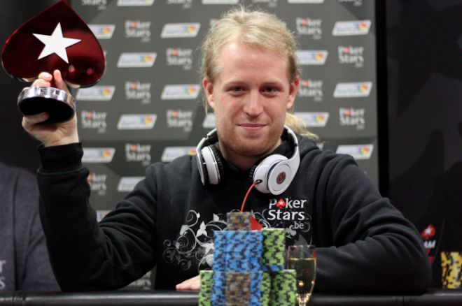Michaël Gathy vence PokerStars.be BPS Namur (€175.000) 0001