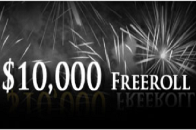 Start det nye året med Mansion Poker $10 000 Freeroll 0001