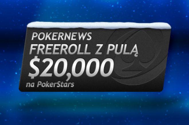 Freeroll PokerNews na PokerStars z pulą $20,000 0001