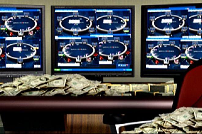 UB y Absolute Poker pagarán a la baja