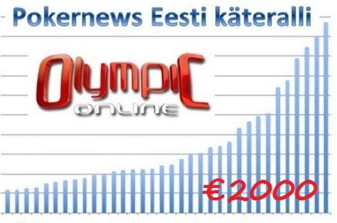 Pokernews Eesti käteralli
