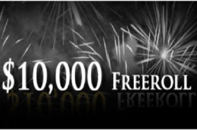 Nosvini Jauno gadu ar Mansion Poker $10,000 frīrolu 0001