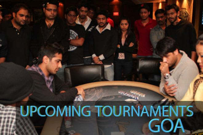 Upcoming Poker Tournaments in Goa 0001