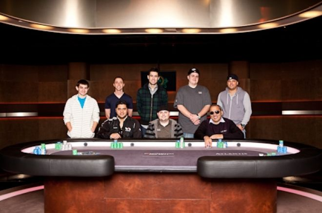 2011 PCA final table
