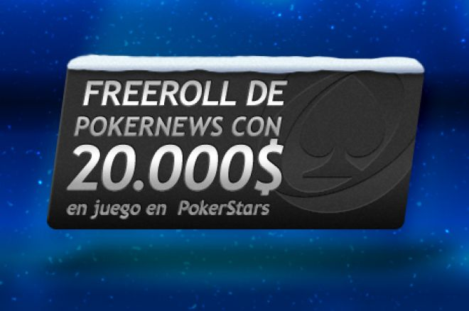 PokerNews $20K PokerStars Freeroll