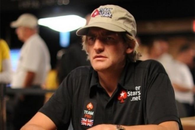 John Duthie lämnar Team PokerStars