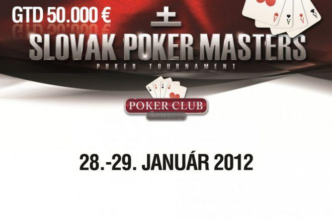 SLOVAK POKER MASTERS 2012: Turnajová lahôdka v Poker Clube Monte Carlo Košice s garanciou... 0001