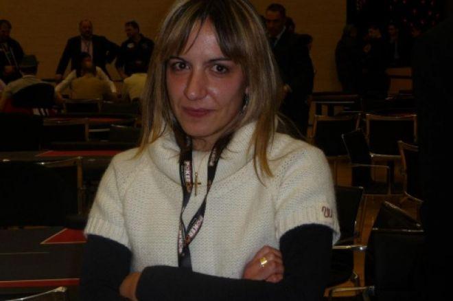 La Notte del Poker Club Day2: comanda Rosa Pitzolu 0001