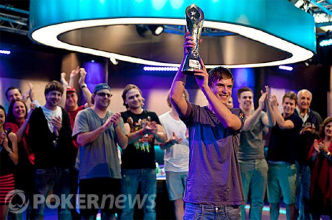 PCA 2012 : Viktor Blom remporte le Super High Roller (1,25M$)