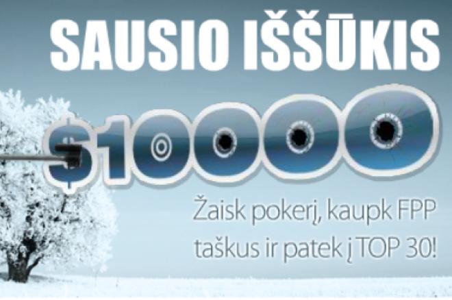 Olympic Online sausio iššūkyje - $10,000! 0001