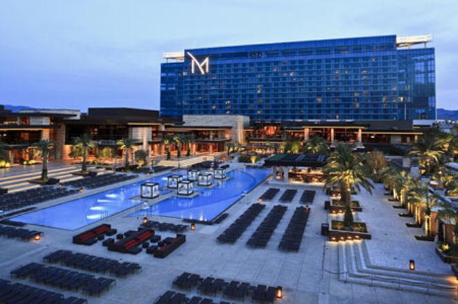Ο πρόεδρος του M Resort αντιτίθεται στο online poker 0001