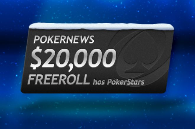 PokerStars $20.000 Freeroll