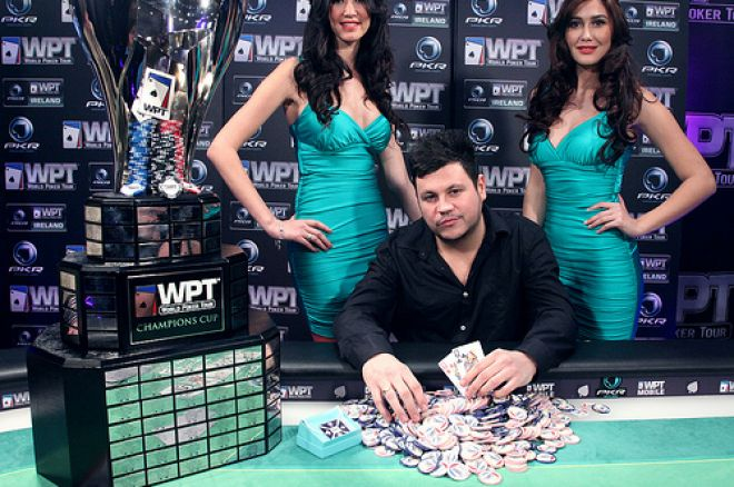 2012 World Poker Tour Irsko: Titul putuje do Británie 0001