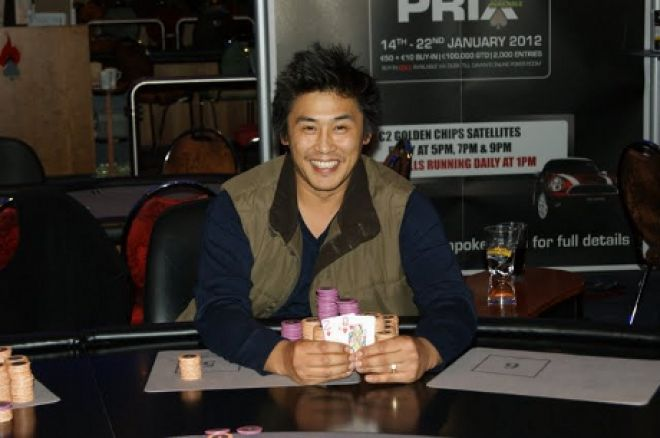 Andrew Wan (Photo: Blonde Poker)