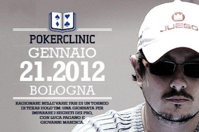 Al via i corsi di Poker Clinic per il 2012! 0001