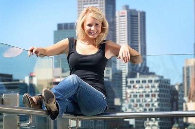 Лин Гилмартин от PokerNews ще води ТВ предаването на... 0001