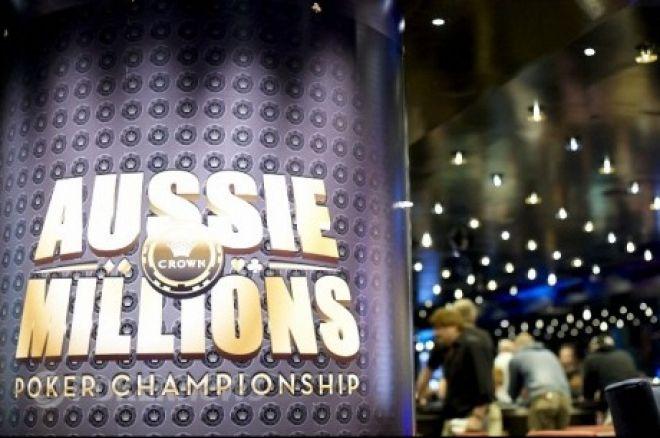Rétro Aussie Millions (Partie I) : De 2003 à 2007