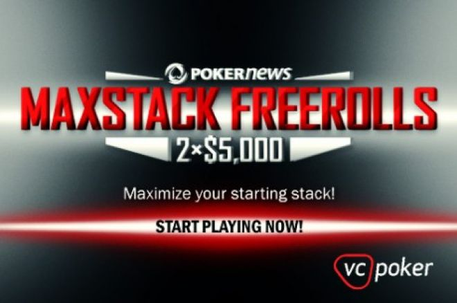 Промо-акція $ 10,000 MaxStack на Victor Chandler Poker 0001