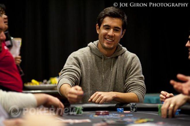 Global Poker Index: Hall fortsetter klatringen på listen 0001