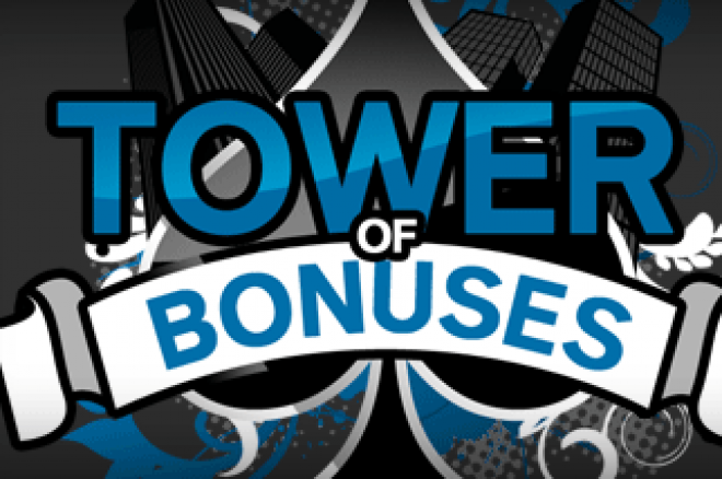 Tower Poker Bonuses