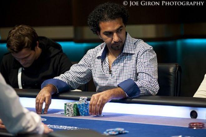 Фараз Джака лидирует за финальным столом ME PCA 2012 0001