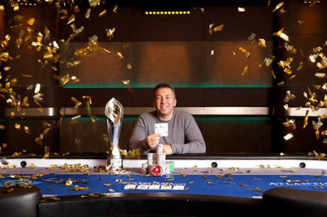 PokerStars Caribbean Adventure: underdog John Dibella wint het Main Event