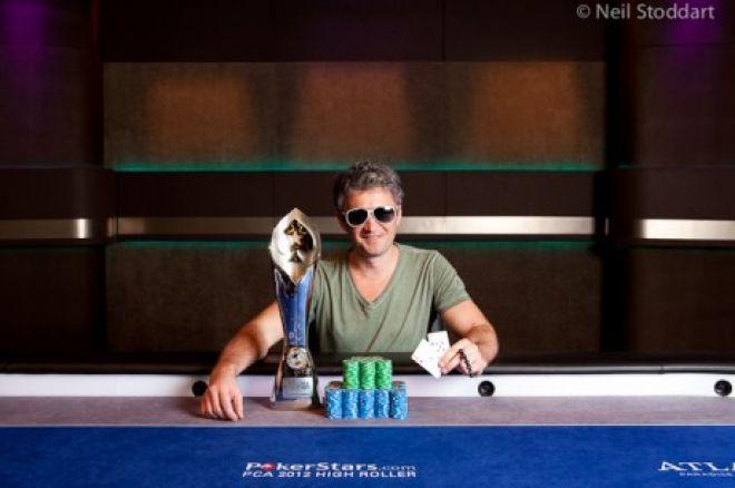Leonid Bilokur, 2012 ポーカースターズ カリビアン アドベンチャー優勝! 0001
