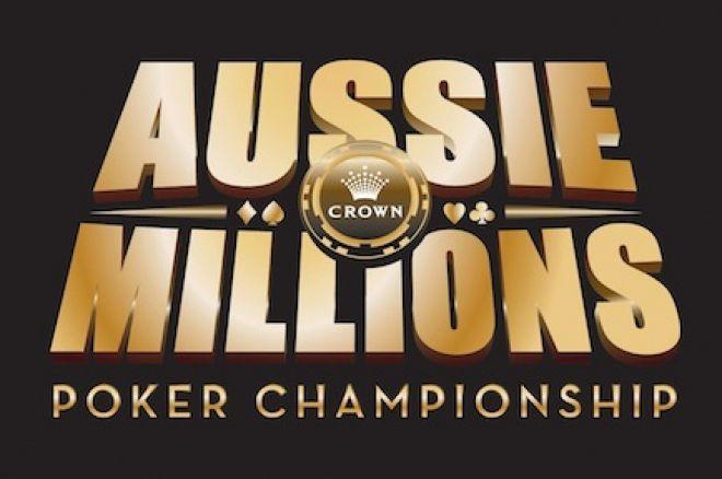 Parte l'Aussie Millions, Pokernews seguirà l'intero evento 0001