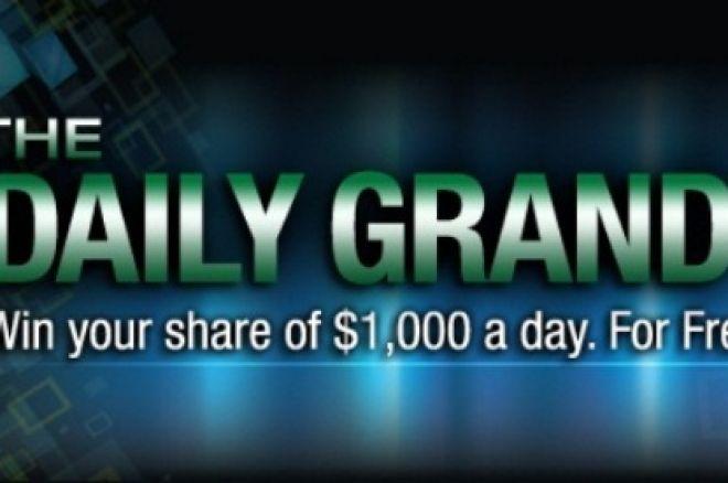 everest poker daily grand