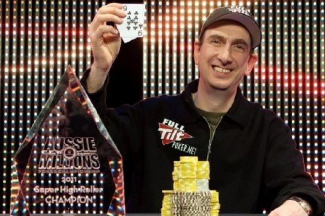 2011 legnagyobb pókersztorijai: Seidel Éve 0001