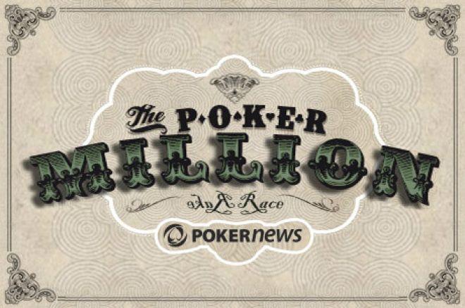 $1 Milhão em jogo na Rake Race da Unibet Poker 0001
