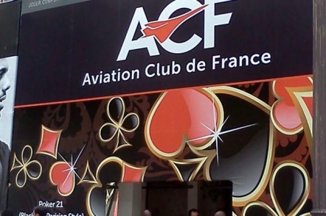 Покер блог на Неделчо Караколев: Покер истории от Aviation Club de France 0001