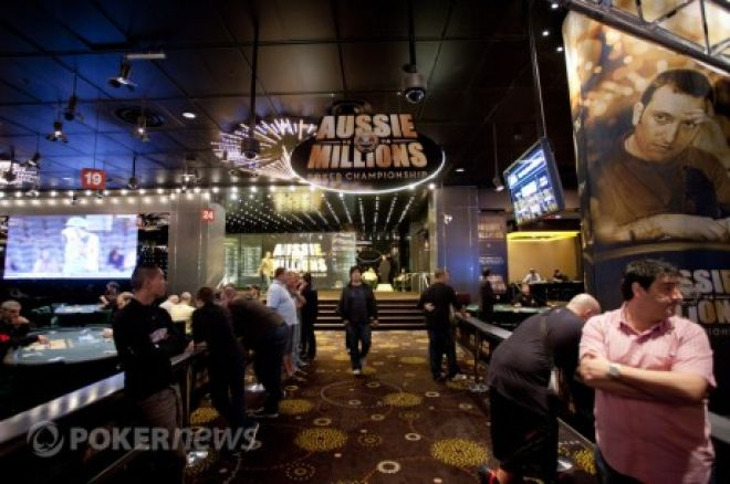 """Blicas: Lietuviai TCOOP, Domcė startavo """"Aussie Million"""", Šiaurės Airijoje - pokerio... 0001"""