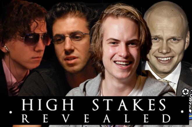 High Stakes Revealed: winstgevende en verliezende sessie voor Berndsen12