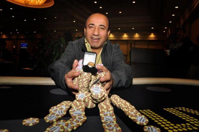 Freddy Deeb zmagovalec turnirja WSOPC Bicycle Casino Main Event 0001