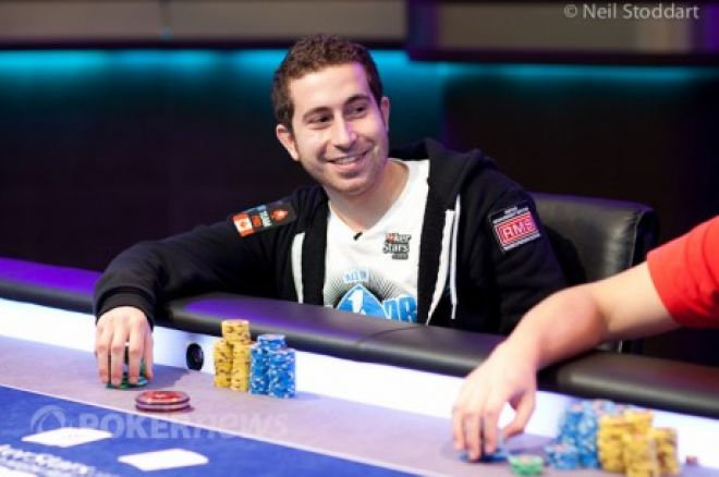 Global Poker Index: Сайдел в ролі лідера, зліт Дюамеля 0001