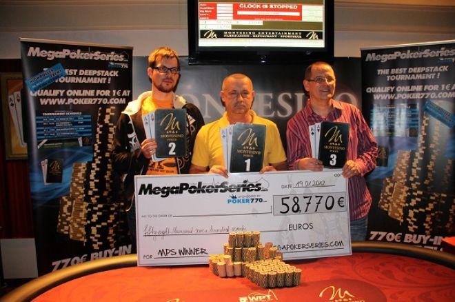 """Justas Semaška tarp laimėtojų """"Mega Poker Series"""" Vienoje (Atnaujinta) 0001"""