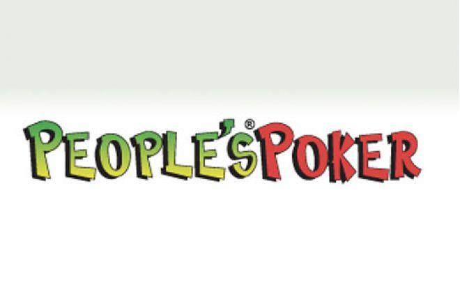 Logo people's poker