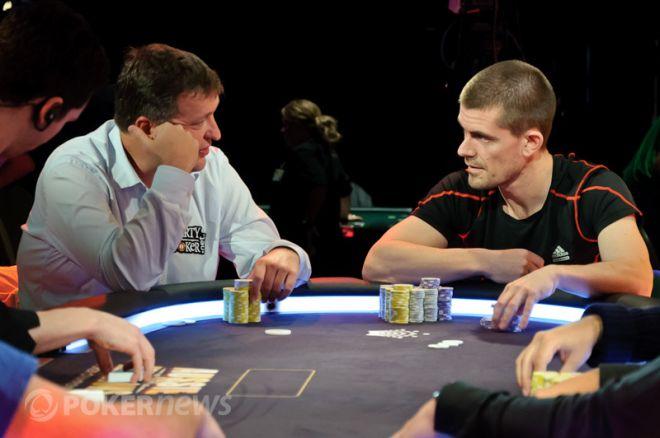 Blicas: Tony G užima 4-tą $100k įpirkos turnyro vietą, Premier lygos naujienos ir kita 0001