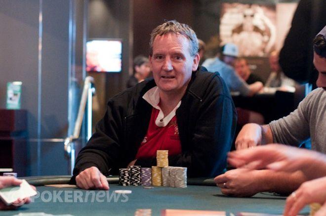 Aussie Millions Main Event 1A nap: Brett Watson zárt az élen 0001