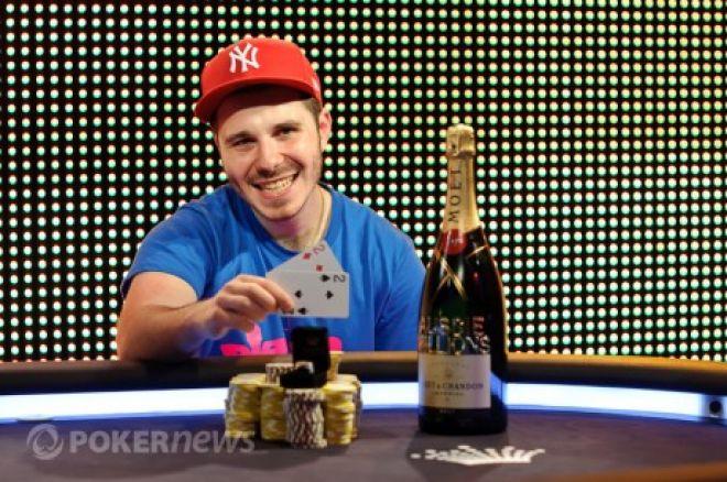 Dens Smits uzvar $100,000 turnīrā 0001