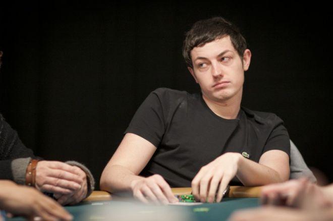 2012澳洲百万赛主赛事:Durrrr有一个给力开局 0001
