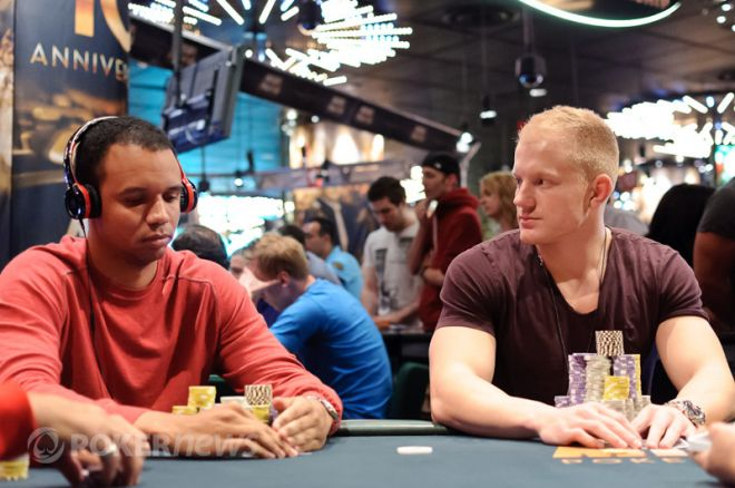 Phil Ivey & Jason Koon
