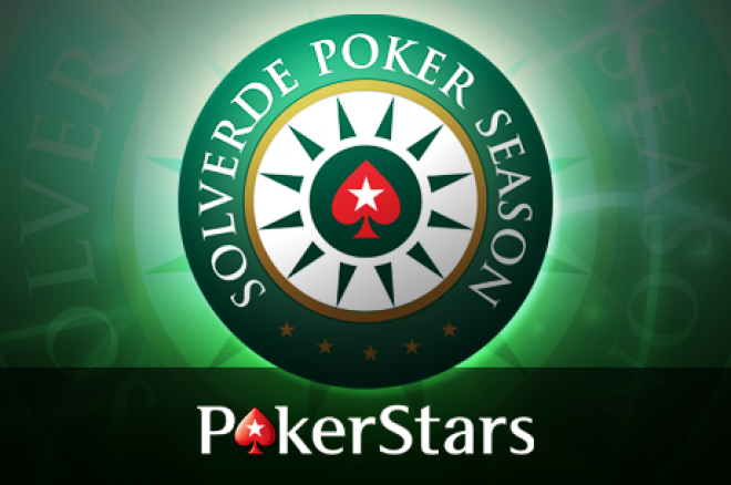 Paulo Vieira é o chipleader do dia 2 do PokerStars Solverde Poker Season #1 0001
